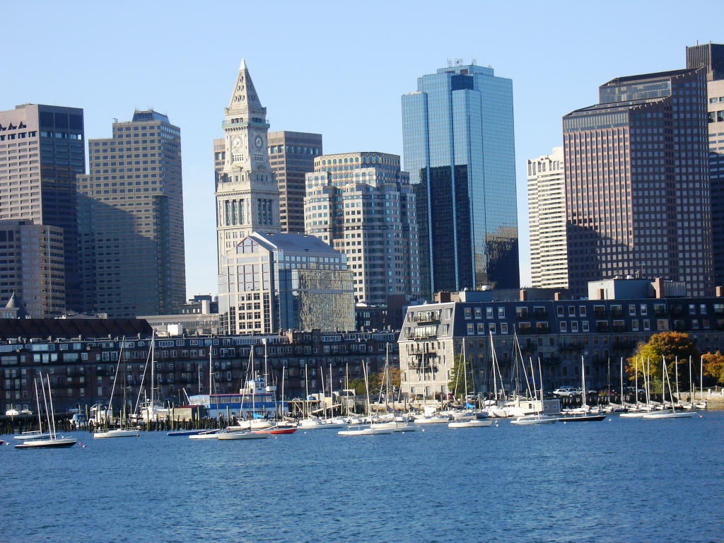 Découvrez Boston, la ville la plus historique des Etats Unis d'Amérique