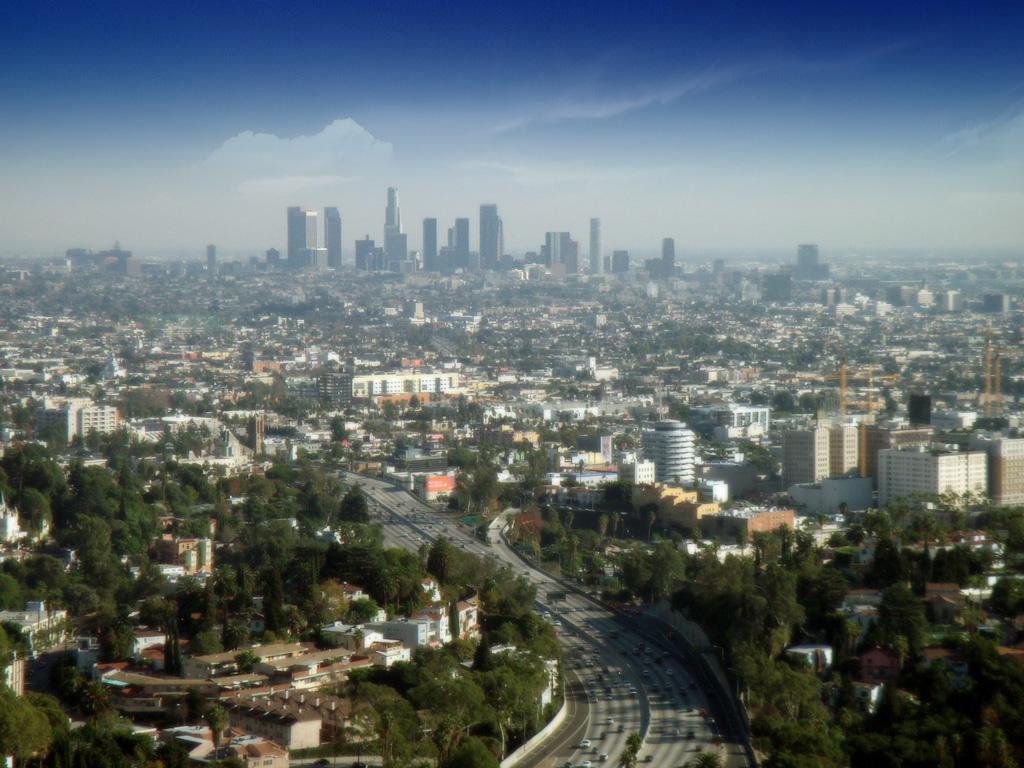 Los Angeles Voyage Aux Usa