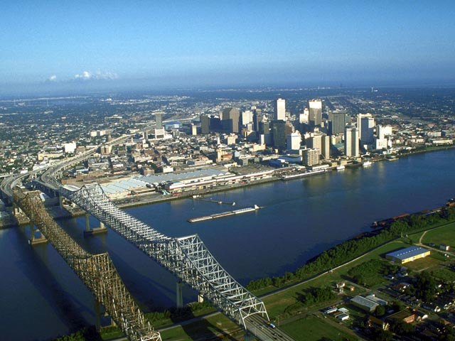 Découvrez la Nouvelle-Orléans, le berceau du jazz, son quartier français et son Mardi Gras