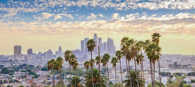 Le printemps est le meilleur moment pour conduire à Los Angeles