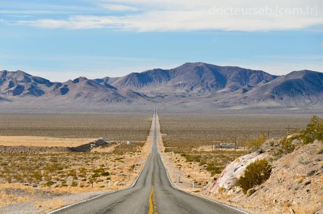 Le Parc national de la Vallée de la Mort